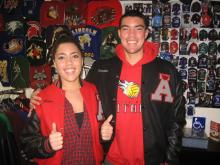 Antelope High School siblings